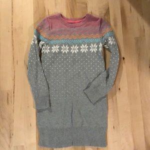 Girls Medium (8) Gap Sweater Dress